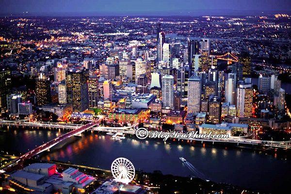 Kinh nghiệm du lịch Brisbane tự túc: Hướng dẫn đi Brisbane du lịch giá rẻ