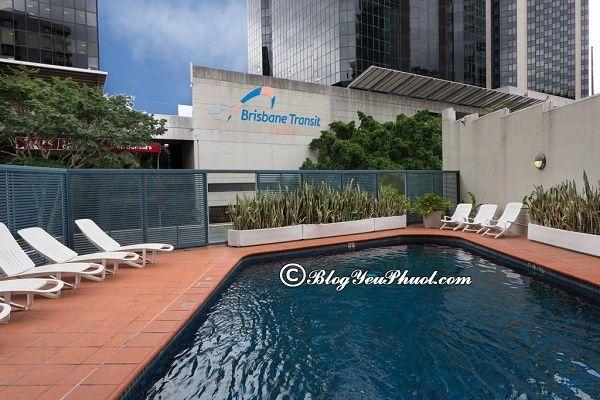 Ở đâu, khách sạn nào khi đi du lịch Brisbane? Tư vấn đặt phòng khách sạn ở Brisbane đẹp, tiện nghi, giá tốt