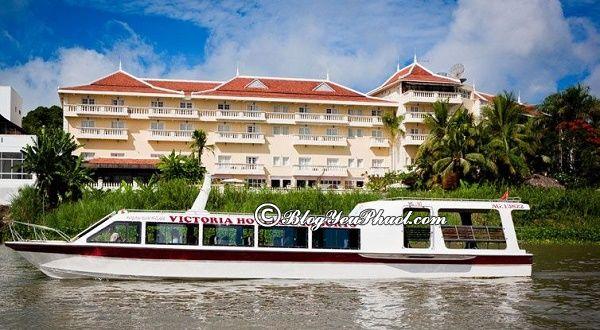 Nên ở đâu khi đi du lịch Châu Đốc? Hướng dẫn lựa chọn khách sạn ở Châu Đốc cao cấp, bình dân, giá rẻ đẹp, nổi tiếng