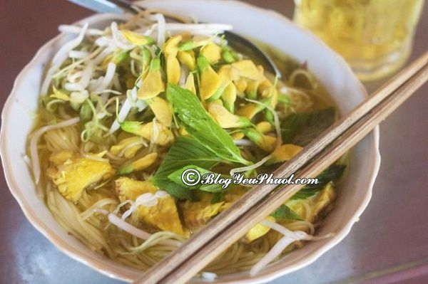 Nên ăn gì khi đi du lịch Châu Đốc? Món ăn đặc sản dân dã, truyền thống ngon, nổi tiếng ở Châu Đốc