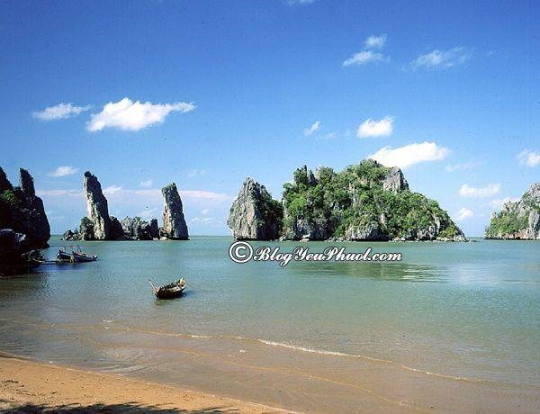 Nên đi du lịch Hà Tiên vào thời gian nào? Hướng dẫn đi du lịch Hà Tiên