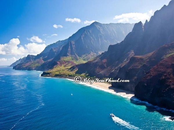 Kinh nghiệm du lịch Hawaii tự túc, an toàn: Hướng dẫn đi tham quan, vui chơi, khám phá Hawaii chi tiết