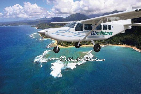 Phương tiện di chuyển đến Hawaii: Du lịch Hawaii bằng phương tiện gì nhanh, giá rẻ?