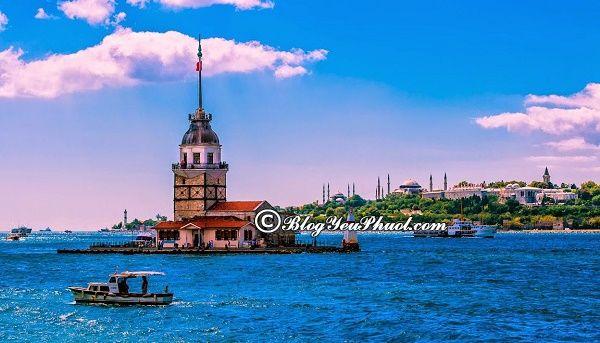 Du lịch Istanbul vào mùa nào? Hướng dẫn lịch trình tham quan, vui chơi, ngắm cảnh khi du lịch Istanbul