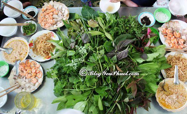 Đặc sản Kon Tum/Món ăn ngon ở Kon Tum