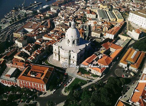 Đi đâu khi du lịch Lisbon? Thủ đô Lisbon, tư vấn lịch trình tham quan, vui chơi, ăn uống khi đi du lịch Lisbon