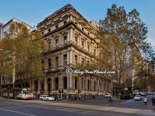 Khách sạn tốt ở Melbourne tiện nghi, sạch sẽ: Nên ở đâu khi du lịch Melbourne?