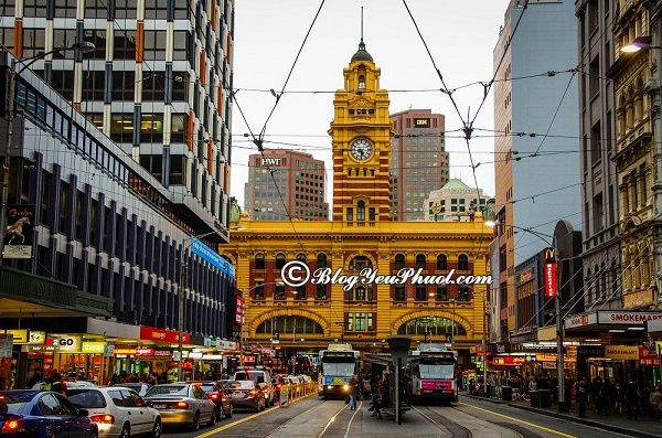 Điểm tham quan ở Melbourne: Hướng dẫn đi tham quan, vui chơi khi du lịch Melbourne
