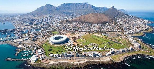 Nên di du lịch Nam Phi mùa nào, tháng mấy? Địa điểm tham quan, ngắm cảnh, chụp ảnh đẹp, nổi tiếng ở Nam Phi