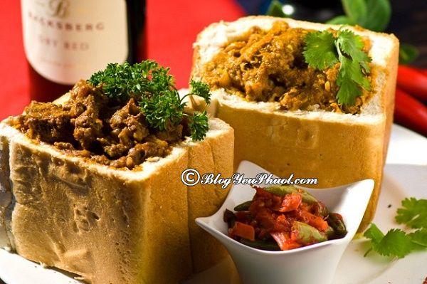 Ăn đâu ngon khi đi du lịch Nam Phi? Món ăn ngon đặc sản nổi tiếng ở Nam Phi