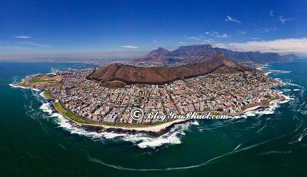 Kinh nghiệm du lịch Nam Phi an toàn: Hướng dẫn đi du lịch Nam Phi tự túc, giá rẻ