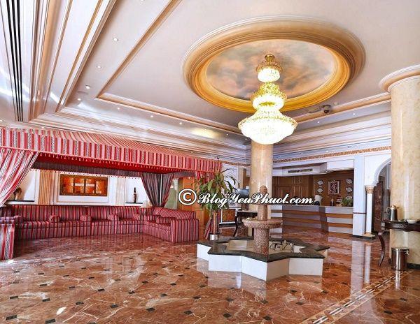 Khách sạn chất lượng ở Oman đẹp, tiện nghi: Ở đâu khi đi du lịch Oman?