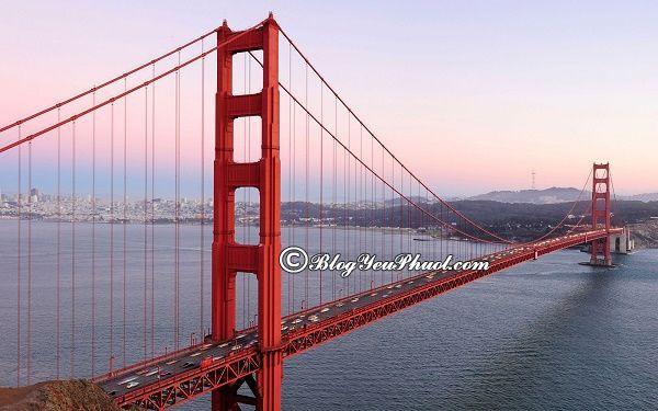 Nên đi du lịch San Francisco vào thời gian nào? Hướng dẫn đi tham quan San Francisco tự túc, chi tiết