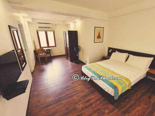 Nên ở đâu khi đi du lịch Sri Lanka? Khách sạn ở Sri Lanka đẹp, tiện nghi, sạch sẽ