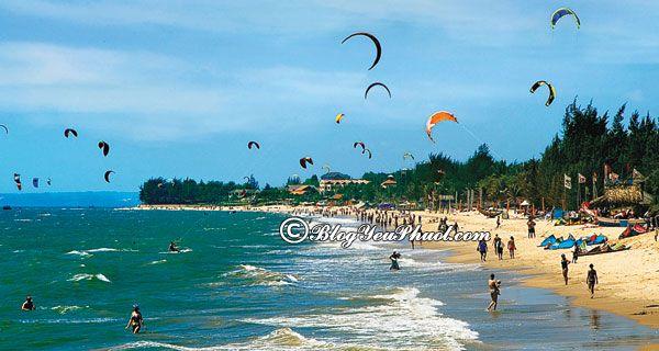Đến đâu khi du lịch Bình Thuận? Biển Mũi Né thu hút nhiều du khách, tư vấn lịch trình tham quan, vui chơi khi đi du lịch Bình Thuận