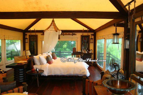 Ở đâu khi du lịch Chiang Rai? - Khách sạn cao cấp, bình dân, giá rẻ ở Chiang Rai