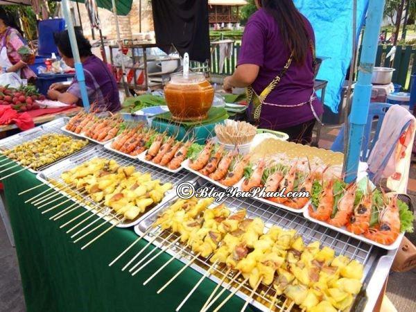 Ăn ở đâu khi du lịch Chiang Rai? Ẩm thực Chiang Rai