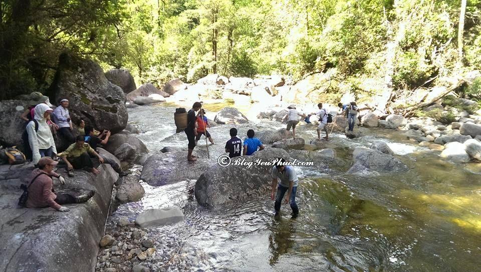 Du lịch Cù Lao Xanh khám phá Suối Giếng Tiên: Hướng dẫn lịch trình tham quan, vui chơi ở Cù Lao Xanh giá rẻ, chi tiết