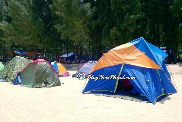 Ở đâu, ngủ đâu khi đi du lịch đảo Cái Chiên: Nhà nghỉ, khách sạn ở đảo Cái Chiên đẹp, giá rẻ