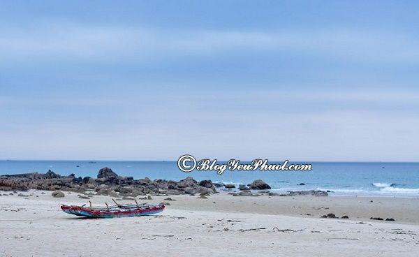 Nên đi đâu chơi khi đi du lịch Đảo Cái Chiên: Địa điểm tham quan, du lịch đẹp, nổi tiếng ở Cái Chiên