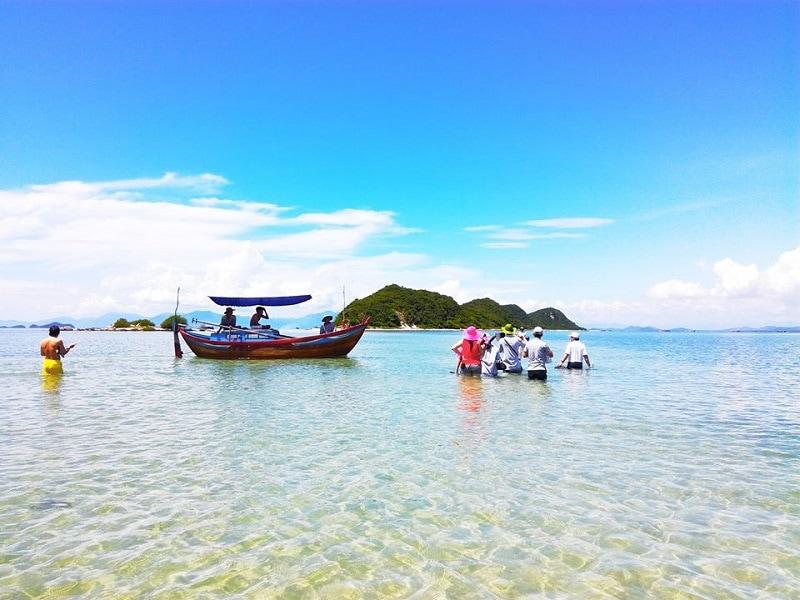 Phương tiện du lịch đảo Điệp Sơn