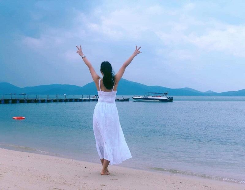 Đảo Điệp Sơn ở đâu Nha Trang?