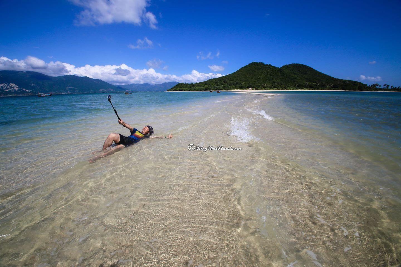 Đến đâu khi du lịch Điệp Sơn? Địa điểm ngắm cảnh, chụp ảnh đẹp nhất ở đảo Điệp Sơn