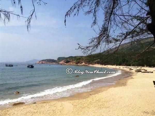 Đi đâu khi du lịch Hòn Sơn - Kiêng Giang?- Bãi tắm Bãi Bàng, địa điểm ngắm cảnh, chụp ảnh đẹp, nổi tiếng ở Kiên Giang