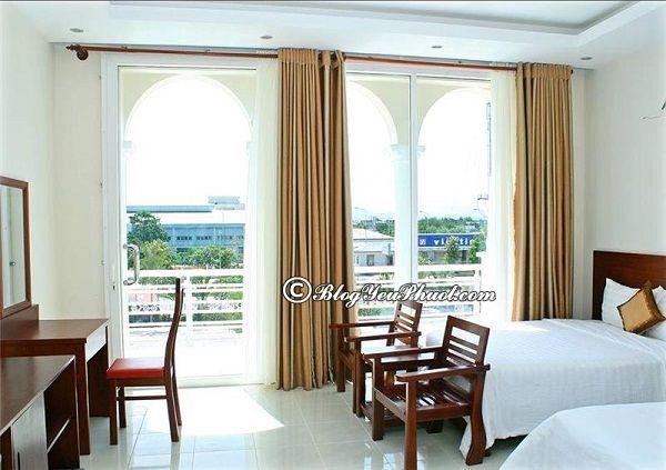 Ở đâu khi đến du lịch Ninh Thuận?- Khách sạn cao cấp, bình dân, giá rẻ ở Ninh Thuận