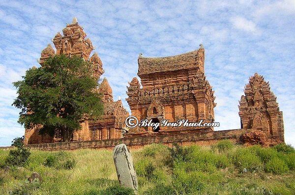 Đi đâu khi du lịch Ninh Thuận - Tháp Po Klong Garai cổ, địa điểm du lịch nổi tiếng ở Ninh Thuận