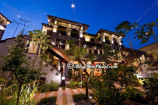 Ở đâu khi du lịch Penang? Khách sạn cao cấp, bình dân, giá rẻ ở Penang chất lượng, tiện nghi