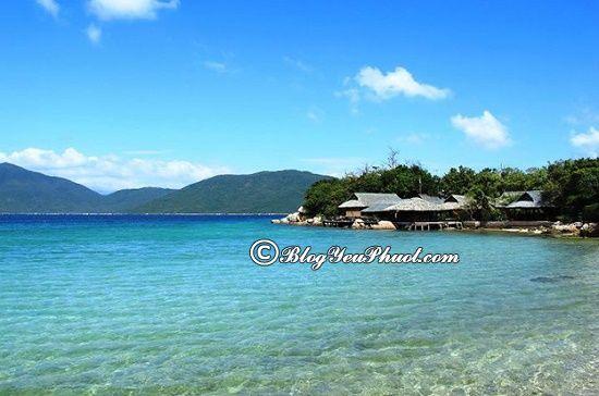 Kinh nghiệm du lịch vịnh Vân Phong - Thời điểm đẹp nhất du lịch vịnh Vân Phong