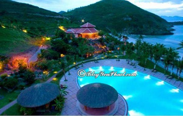 Ở đâu khi du lịch Vân Phong? - Khách sạn ở vịnh Vân Phong đẹp, tiện nghi, giá tốt