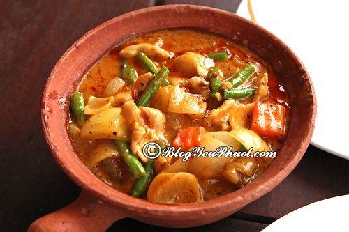 Các món ăn đặc sản Campuchia: Ăn gì khi đi du lịch Campuchia?
