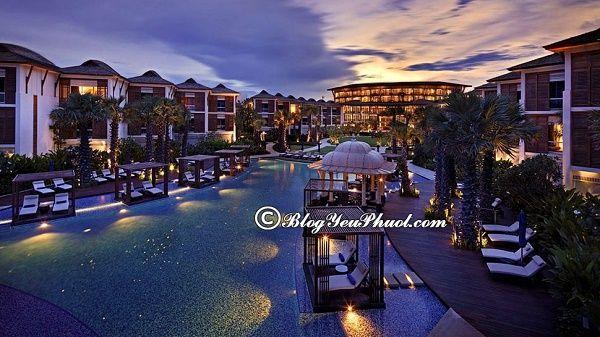 Du lịch Hua Hin có nên ở khu Hua Hin? Khách sạn ở Hua Hin đẹp, tiện nghi đầy đủ nên ở