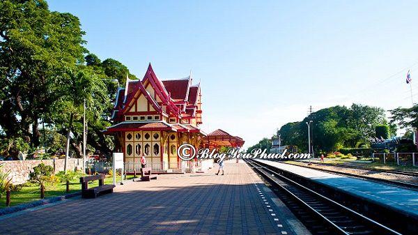 Kinh nghiệm chỗ nghỉ khi đi du lịch Hua Hin: Du lịch Hua Hin nên ở khách sạn nào?