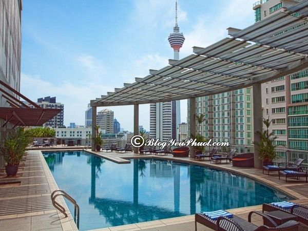 Có nên ở Ascott Kuala Lumpur khi đi du lịch Kuala Lumpur? Khách sạn cao cấp, giá tốt ở Kuala Lumpur