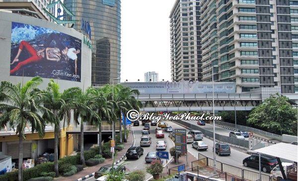 Ở đâu khi đi du lịch Kuala Lumpur? Địa chỉ các khách sạn đẹp, vị trí thuận tiện, giá tốt ở Kuala Lumpur