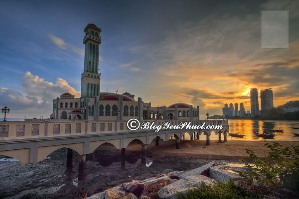 Kinh nghiệm đặt phòng khách sạn khi du lịch Penang: chỗ ở tốt, giá rẻ ở Penang