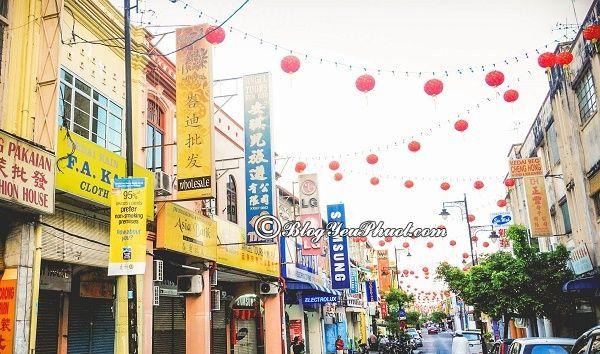 Du lịch Penang ở khách sạn nào tốt? Địa chỉ các khách sạn cao cấp, bình dân, giá rẻ ở Penang tiện nghi, sạch đẹp
