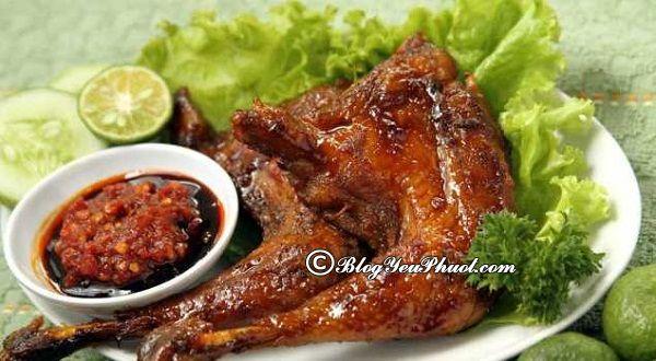 Món ăn đặc sản Bali- Món Bebek Betutu: Quán ăn nào ở Bali ngon, giá rẻ, hấp dẫn nhất?