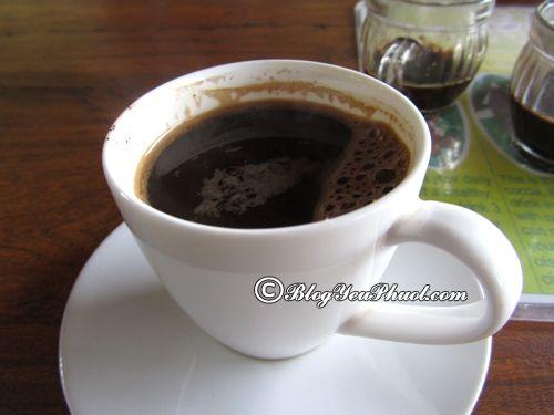 Món ngon không thể bỏ qua khi du lịch Bali tự túc- Balinese Kopi (Coffee): Địa chỉ nhà hàng, quán ăn ngon, giá rẻ ở Bali