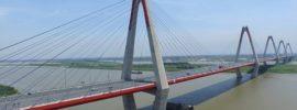 những cây cầu đẹp, nổi tiếng ở Việt Nam- Cầu Nhật Tân