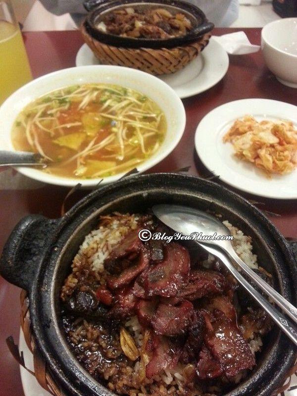 Quán cơm niêu nổi tiếng ở Hà Nội: Địa chỉ ăn cơm niêu ngon, giá rẻ ở Hà Nội