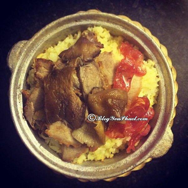 Địa chỉ ăn cơm niêu ngon ở Hà Nội giá bình dân: Quán cơm niêu ngon, nổi tiếng ở Hà Nội