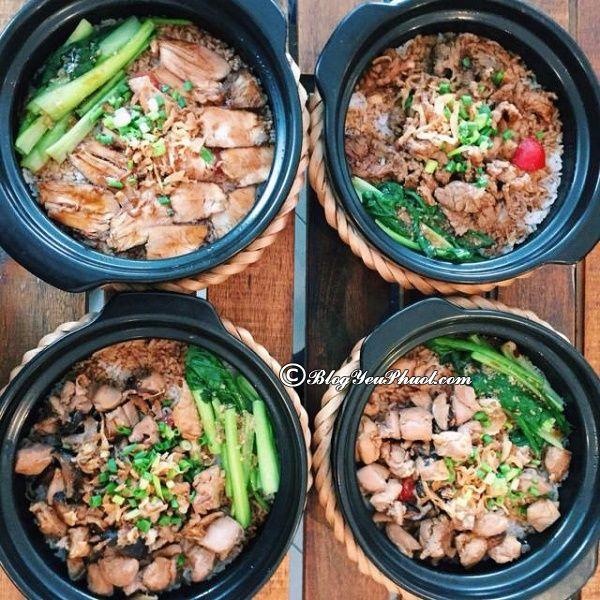 Những quán cơm niêu ngon nhất Hà Nội: Địa điểm ăn cơm niêu ngon, nổi tiếng ở Hà Nội