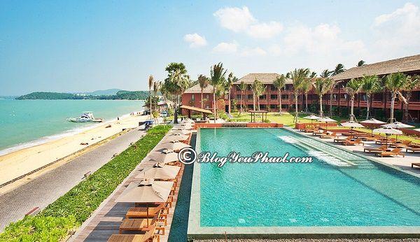 Khách sạn giá tốt, uy tín ở Bophut, Koh Samui: Khách sạn, resort ven biển Koh Samui đẹp, sạch sẽ, giá bình dân