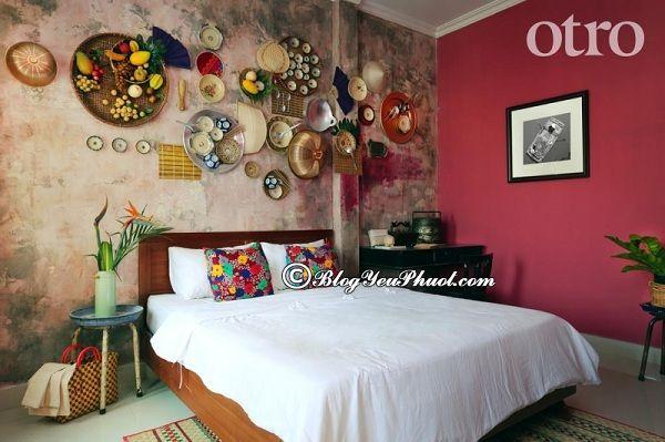 Homestay đẹp ở Sài Gòn bạn nên ghé thăm nhất: Nên đặt phòng ở homestay nào khi đến Sài Gòn du lịch?