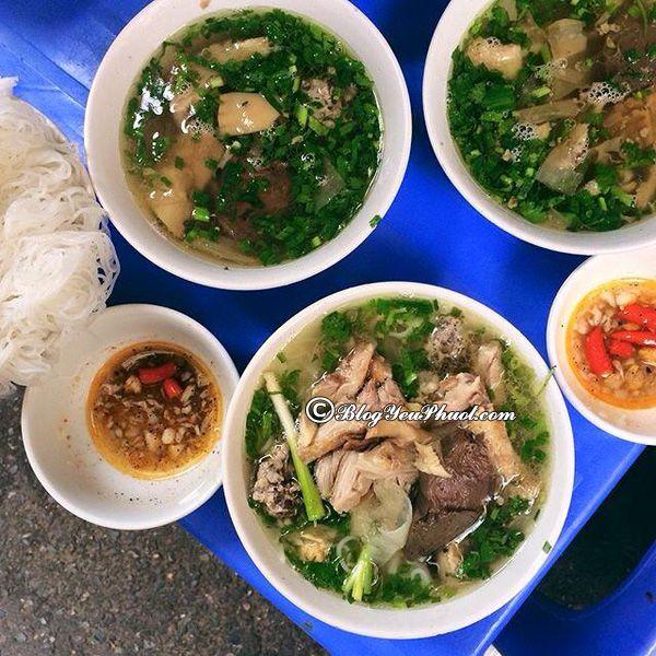 Những quán bún ngan ngon không thể bỏ qua ở Hà Nội: Địa chỉ quán bún ngan ngon, nổi tiếng ở Hà Nội
