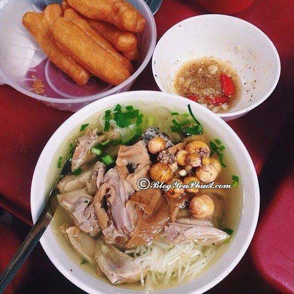 Những quán bún ngan ngon không thể bỏ qua ở Hà Nội: Ăn bún ngan ở đâu Hà Nội ngon, bổ, rẻ?
